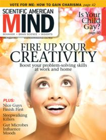 Scientific American Mind Volume 23, Issue 3