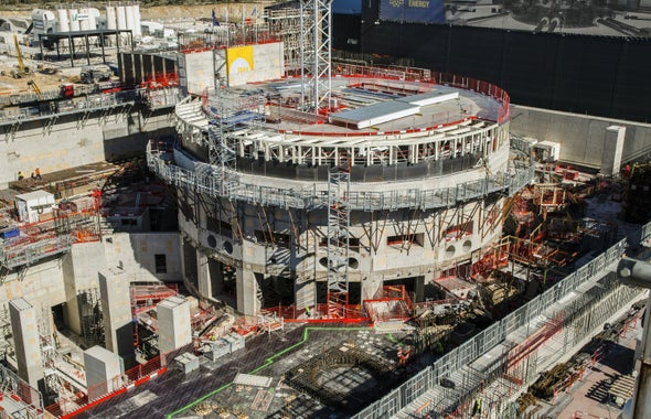 World's Largest Nuclear Fusion Experiment Clears Milestone thumbnail