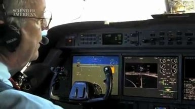 3-D and infrared vision systems for pilots