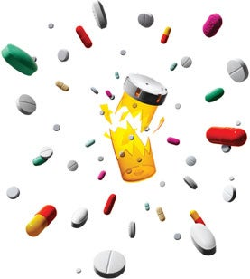 Worrying Trends Confronted in Prescription Drug Abuse