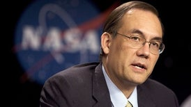 Q&A: Plotting U.S. Space Policy with White House Adviser Scott Pace