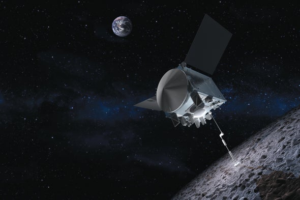 To Bennu and Back