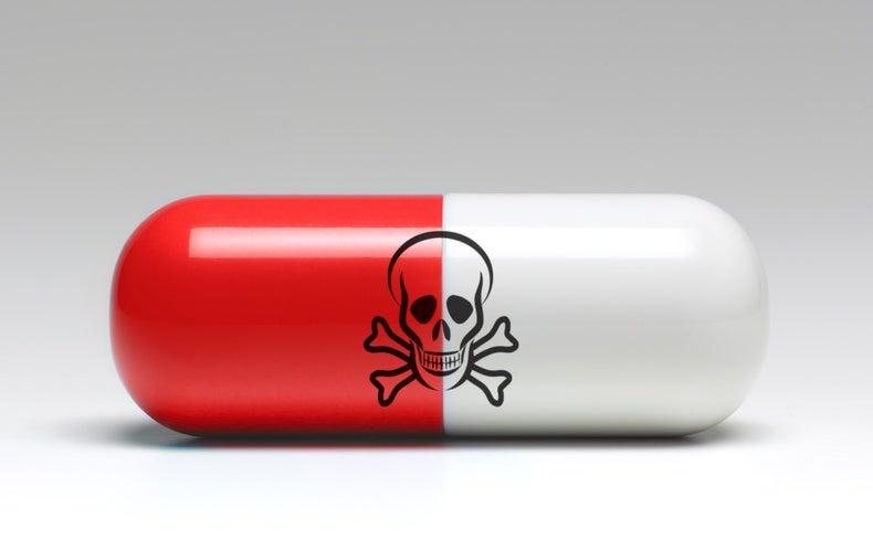 Opioid Crisis - gedekt