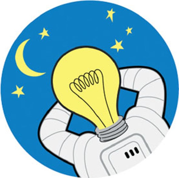 New Lamps May Help Astronauts Get Some Shut-Eye