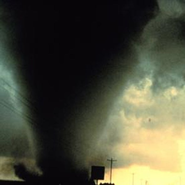 Can Tornado Prediction Be Improved?