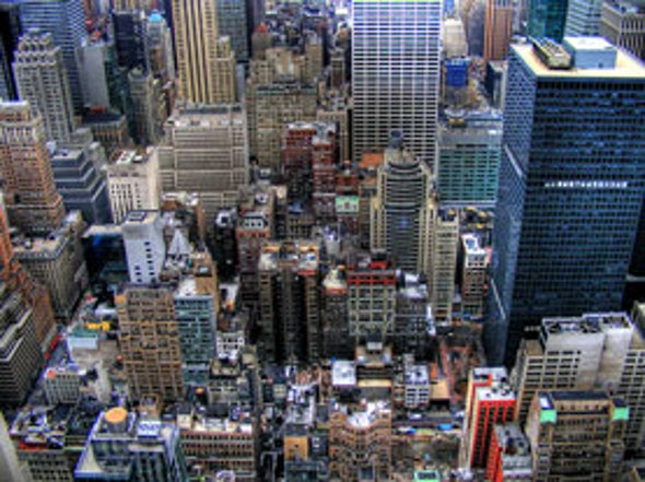 Why Some Cities Can Be Far More Energy Efficient Than Others