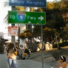 air pollution, low-income communitites, East L.A. Boyle Heights