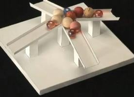 A Paper-Thin Illusion: Make Your Own Magnetlike Slopes [Slide Show]