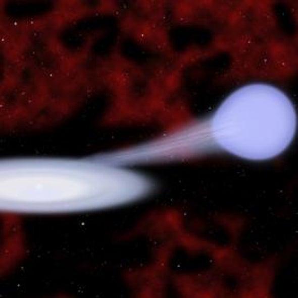 First Mini-Supernovas Discovered