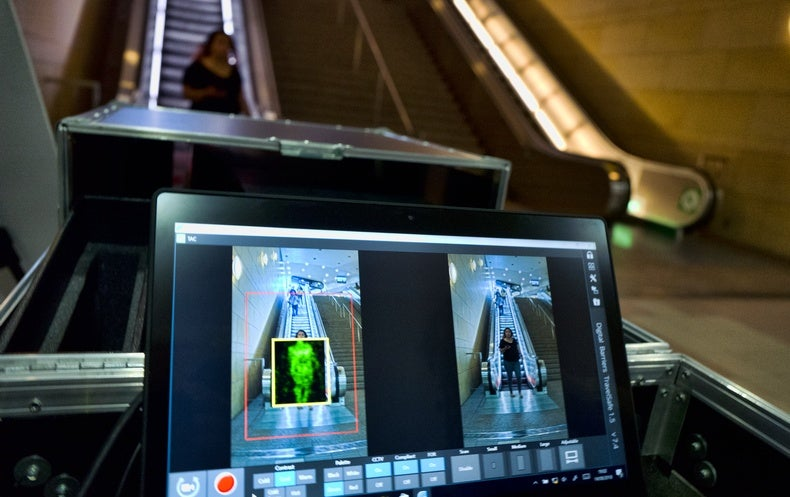 Will L.A.'s Anti-Terrorist Subway Scanners Be Adopted Everywhere? - Scientific American