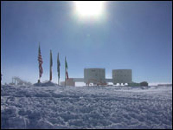Antarctica Gives Astronomers Best View of the Stars