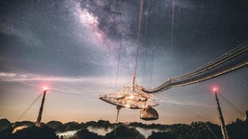 Arecibo's Collapse Sends Dire Warning to Other Aging Observatories