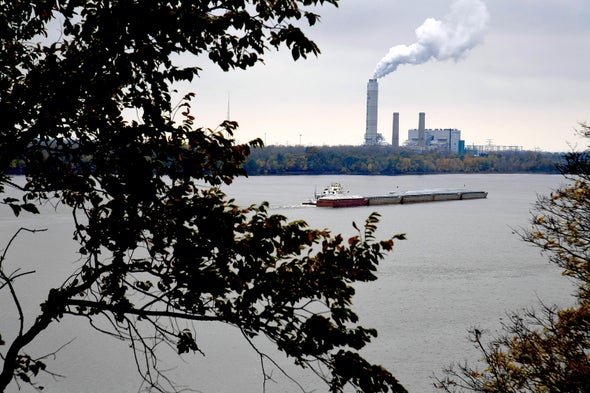 Portions of Mississippi and Missouri Rivers Are Most Endangered in U.S.