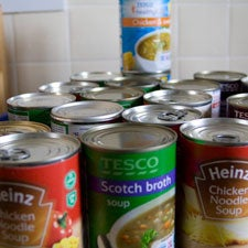 Product industry canned vegetables