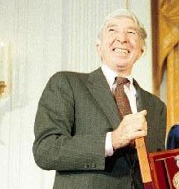 John Updike in <i>Scientific American</i>: The Dance of the Solids
