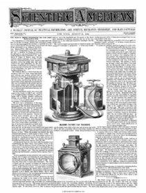 Scientific American Volume 21, Issue 8