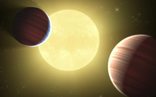 European Space Agency Picks Exoplanet-Studying Spacecraft for 2028 Launch