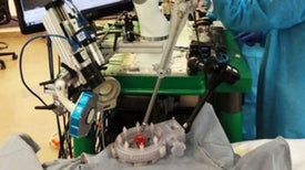 Robo-Surgeon Successfully Sews Pig Intestine