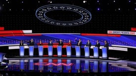 Democratic Hopefuls Clash on Climate Action during Debate
