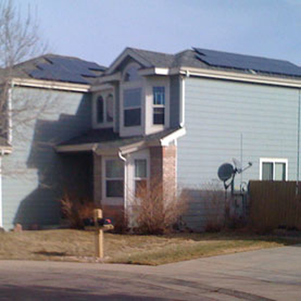 Is Solar Suburbia the Way to Power Modern Cities?