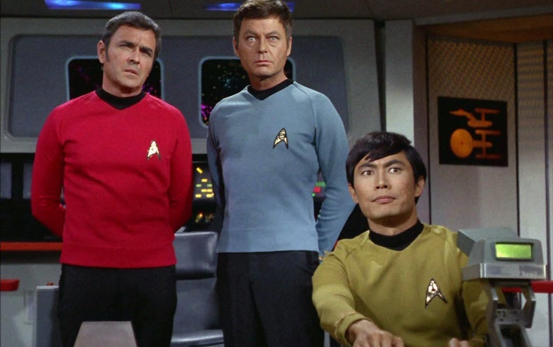 <i>Star Trek</i> Legacy Lives On in Space Exploration [Video]