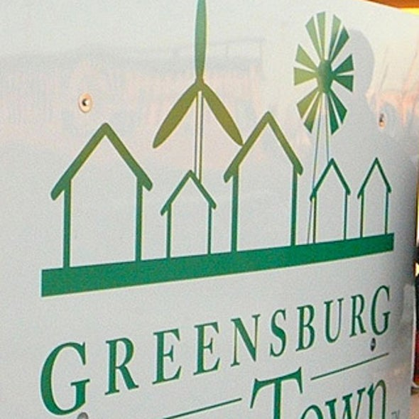 """Putting the """"Green"""" in Greensburg: A Tornado-Ravaged Town Reinvents Itself"""