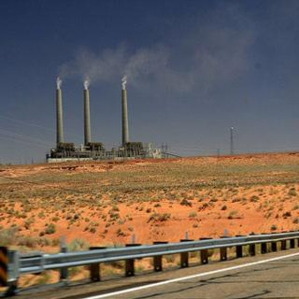 EPA Reconsiders Whether to Act on Carbon Dioxide Emissions