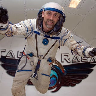 Son of Pioneer Skylab Astronaut Ready to Rocket into Orbit