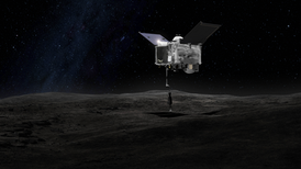 Asteroid-Sampling Mission Zeroes in on Tiny Space Rock