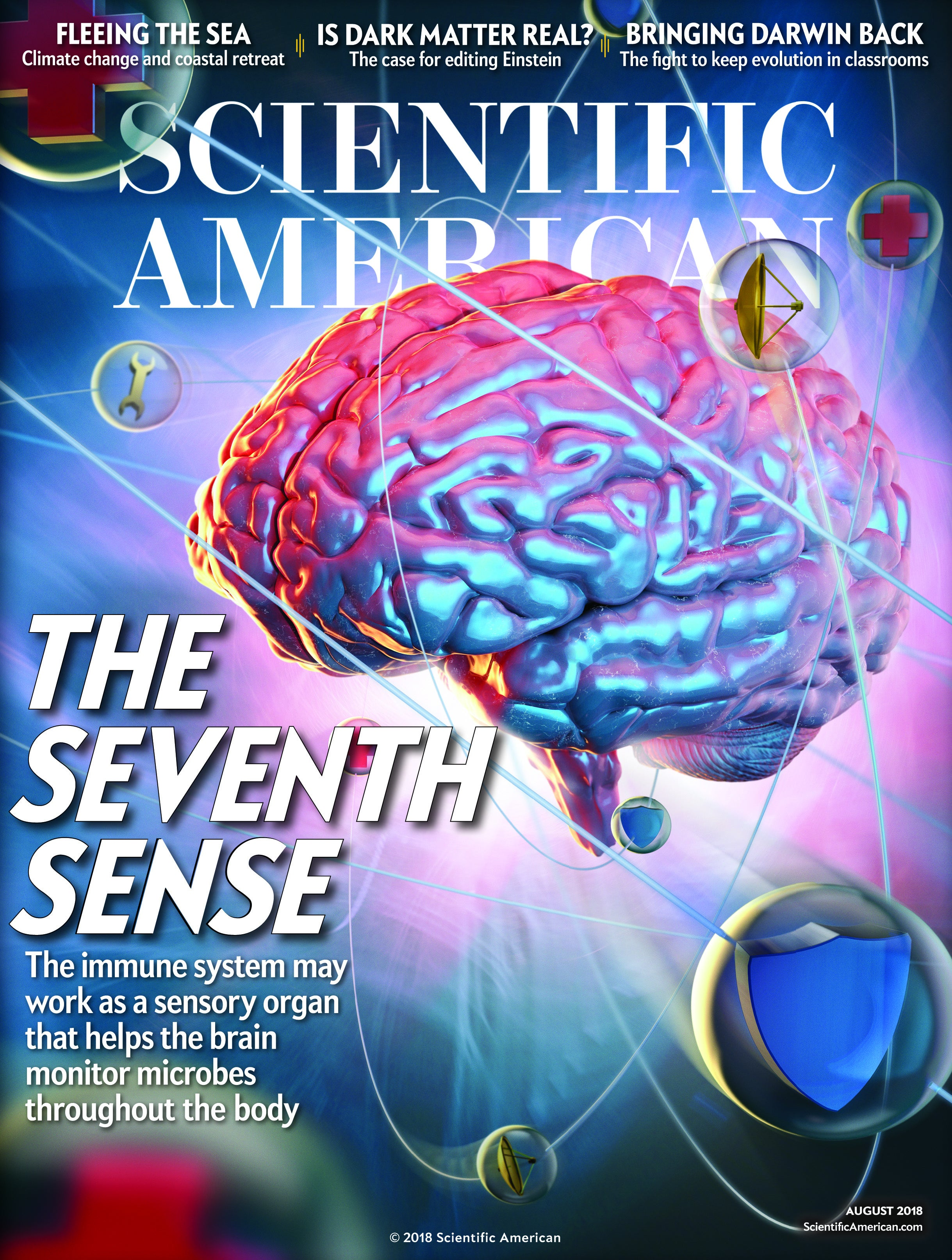 Scientific American Volume 319, Issue 2