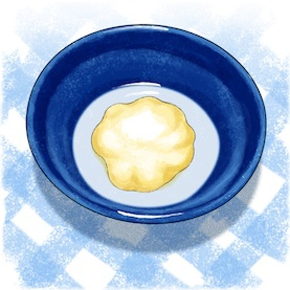 Scrumptious Science: Shaking Up Butter