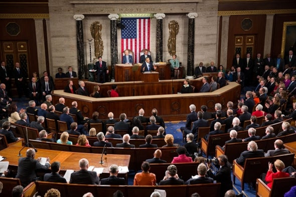 Obama Strikes First in War of Words with Congress over Global Warming