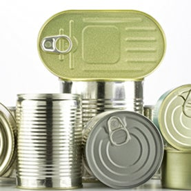 cans, BPA