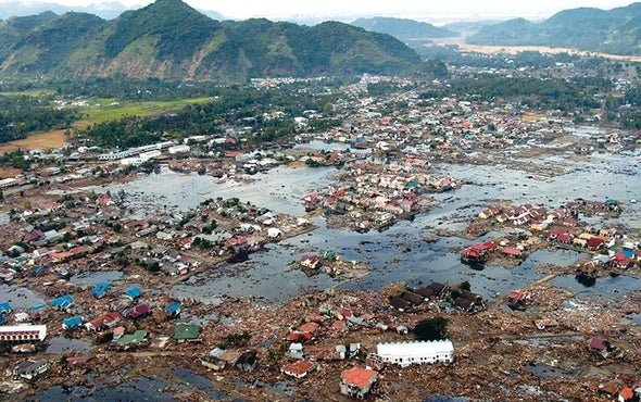 Telltale Tsunami Sounds Could Buy More Warning Time