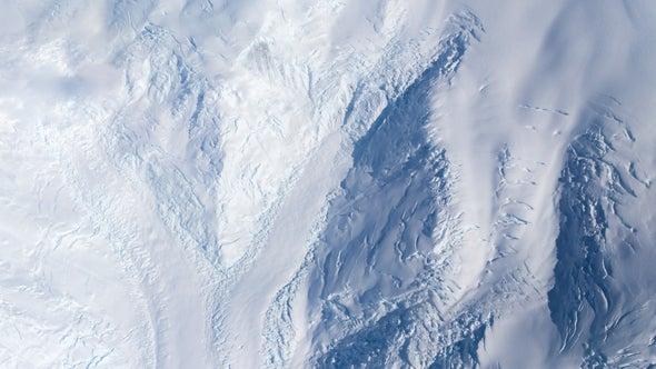 """The Hunt for Sky's """"Detergent"""" Begins in Antarctica"""