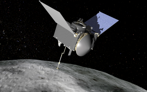 NASA to Launch Asteroid-Sampling Mission in 3 Weeks