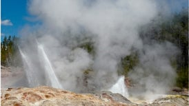Yellowstone's Supervolcano Gets a Lid