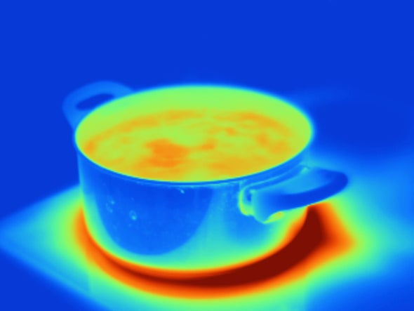 Infrared Light Offers a Cooler Way to Defrost
