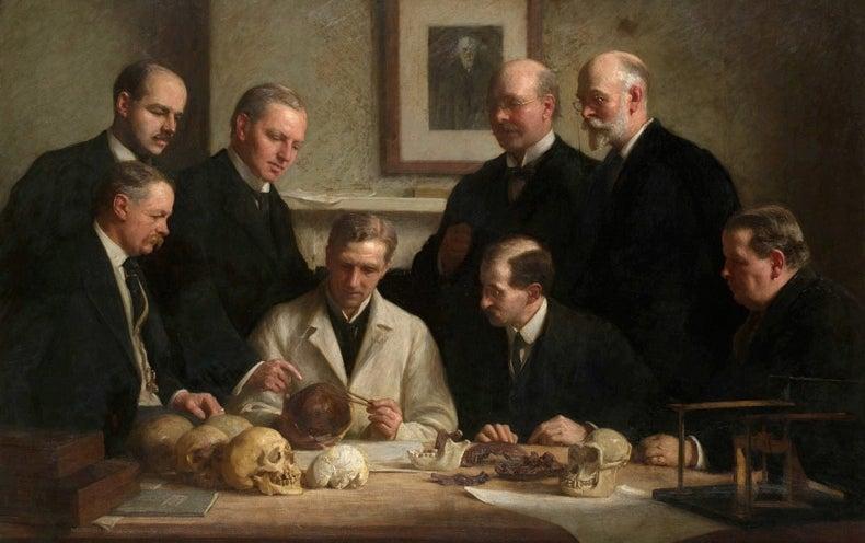 Solving the Piltdown Man Scientific Fraud
