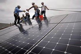 Solar Power's Benefits Don't Shine Equally on Everyone