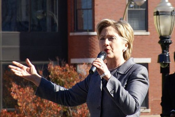 It's Not Who Follows Hillary Clinton, It's How She Uses Them