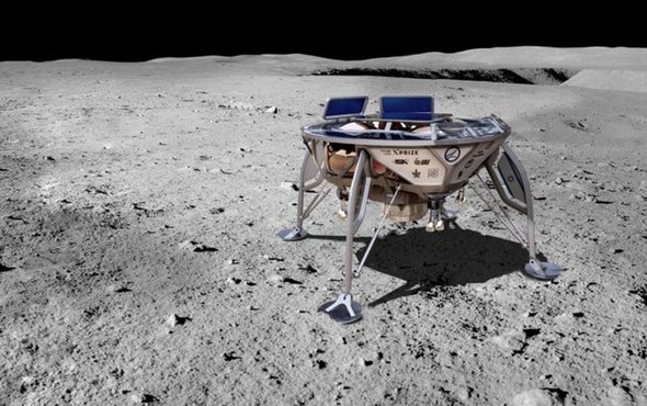 5 Teams Race to the Moon by Year's End