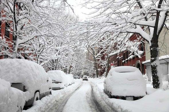 Did a Slow Gulf Stream Make the East Coast Blizzard Worse?