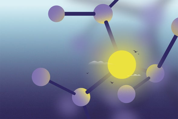 Sun-Powered Chemistry Can Turn Carbon Dioxide into Common Materials