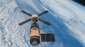 Chinese Space Station Could Crash to Earth on Easter Weekend