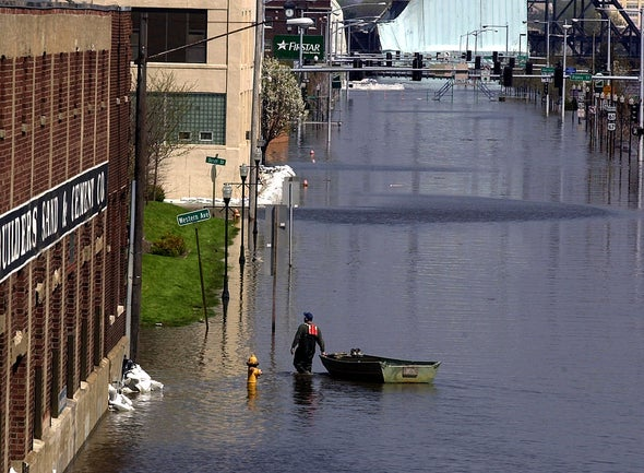 Rising Mississippi River Tests a City's Adaptation Plan