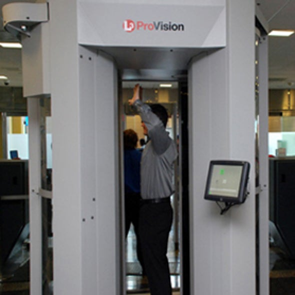 U.S. Glossed Over Cancer Concerns Associated with Airport X-Ray Scanners