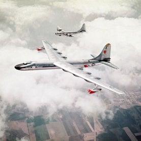 nuclear, airplane