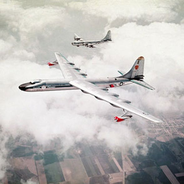 Resuscitating the Atomic Airplane: Flying on a Wing and an Isotope