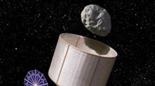NASA Eyes Wild Plan to Drag Asteroid Near the Moon
